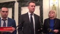 Tòa án Nga hủy án dành cho đối thủ ông Putin