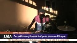 Les artistes érythréens s'épanouissent en Ethiopie