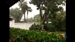 熱帶風暴阿爾伯託在佛羅里達登陸 (粵語)