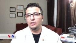 Dr. Heval Kellî Xwepêşandanên Nerazîbûnê li Amerîka Şîrove Dike