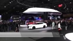 汽车制造商不惧挫折,转向电动和自动驾驶车辆