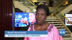 Plaidoyer de la CENI de la RDC à Washington