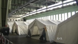 Once a Lifeline for Cold War Berlin, Disused Airport Becomes Emergency Refugee Shelter