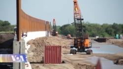 როგორი იქნება ამერიკა-მექსიკის საზღვარზე მშენებარე კედლის ბედი