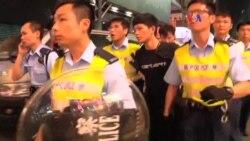 Hong Kong desalojo