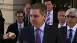 法官下令白宮恢復CNN記者通行證
