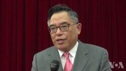 张国葆称以艺术推新南向政策原声视频