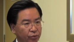 海峡论谈:专访民进党驻美代表吴钊燮(完整版)