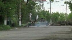 Violencia aumenta en Ucrania