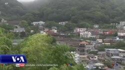 Rrëshqitja e dheut në Atami të Japonisë