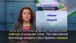 Phát âm chuẩn - Anh ngữ đặc biệt: Computer Crime Protection (VOA)
