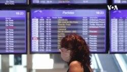สายการบินในสหรัฐฯยกระดับความปลอดภัยการบินให้ผู้โดยสารสวมหน้ากากขึ้นเครื่อง