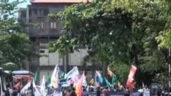 巴厘世贸组织部长会议遭示威抗议
