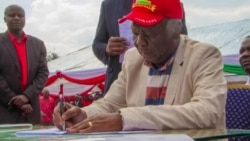 Will Opposition Party Alliances Unseat Mugabe's Zanu PF in Next Elections?