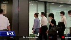 Atletja bjelloruse largohet nga Tokio nën mbrojtjen diplomatike të Polonisë