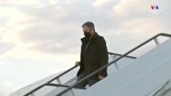 ԱՄՆ-ի պետքարտուղար Էնթոնի Բլինքենը ժամանել է Մեծ Բրիտանիա