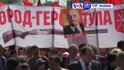 Manhetes Mundo 31 Outubro 2017: Comunistas russos comemora 100 anos de Revolução