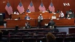 美國司法部長就派聯邦警隊進城與民主黨議員激辯