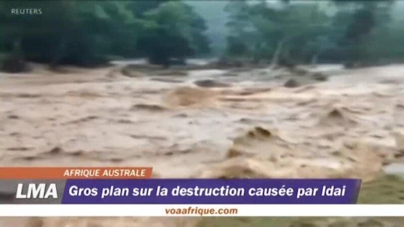 L'Afrique australe dévsté par le cyclone Idai