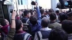 HDP'den YSK Protestosu
