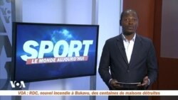 La page des sports du 10 septembre avec Yacouba Ouédraogo