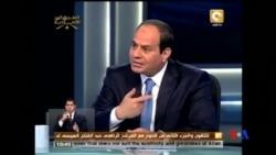 2014-05-06 美國之音視頻新聞: 塞西稱若贏得埃及大選穆兄會將無後路