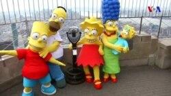 Əfsanəvi Simpsonlar 30 yaşını qeyd edir