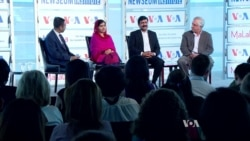 Nobel Prize Winner Malala Talks to VOA
