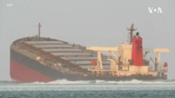 日本船舶運營商就毛里求斯漏油事件道歉