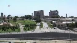 بازسازی اثار تاریخی در سمرقند