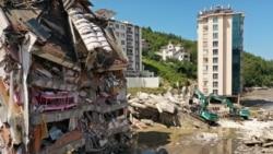 土耳其洪水至少77人死亡