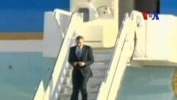 Obama Çarşamba Günü İsrail'e Gidiyor
