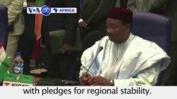 VOA60 Afirka: Taron Shugabannin Kasashen ECOWAS, Najeriya, Disamba 16, 2014