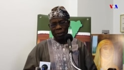 TASKAR VOA: Muryar Amurka Ta Samu Tattaunawa Da Tsohon Shugaban Kasar Najeriya Chief Olusegun Obasanjoi A Birnin Washington DC