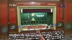 Quốc hội Việt Nam không ra nghị quyết về biển Đông