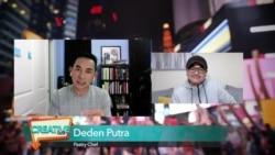 VOA Creative Talk: Kreatif Industri Kuliner dengan Deden Putra