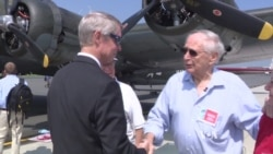 WWII POW Remembers Allied Victory in Europe