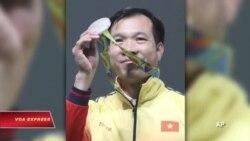 Xạ thủ 'vàng' tiếp tục lập công cho tuyển Olympic Việt Nam