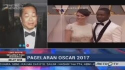 Laporan Khusus VOA untuk Metro TV: Oscar 2017