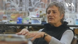 Художниця з Техасу розповідає українську історію своїм мистецтвом. Відео