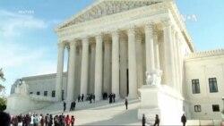 """最高大法官提名人巴雷特:法院""""不應試圖""""制定政策"""