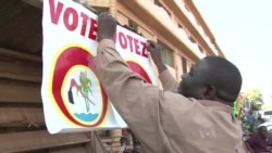 Burkina Faso Electorate Heads to Polls Sunday