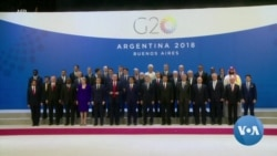 At G-20 Summit, World Leaders Agree on Little