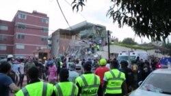 Стотици жртви во силен земјотрес во Мексико
