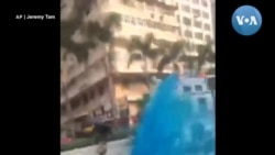 Lãnh đạo, cảnh sát Hong Kong tạ lỗi vì xịt vòi rồng vào đền thờ Hồi giáo