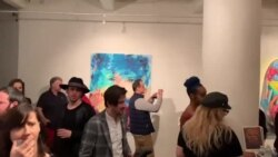 Македонскиот уметник Корубин се претстави пред публиката на Менхетн