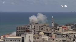 """內塔尼亞胡:以色列空襲加沙不會""""立即""""結束"""