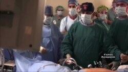 У Каліфорнії вперше видалили пухлину ультразвуком