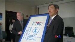 ျပန္လည္ထူေထာင္ေရး WFP အကူအညီ