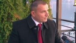 Стојанче Ангелов, Достоинство, Коалиција ВМРО за Македонија